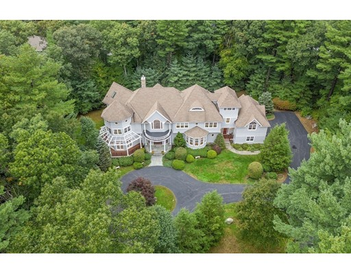 19 Huckleberry Hill Road, Lincoln, MA